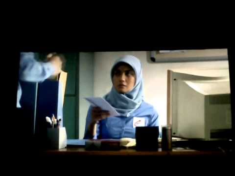 Cut Scene of Hijrah Cinta Movie