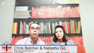 Hangout On Air with Brown University Admissions Officers: