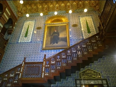 Inside Cairo's Mohamed Ali Palace after 10 years of restoration