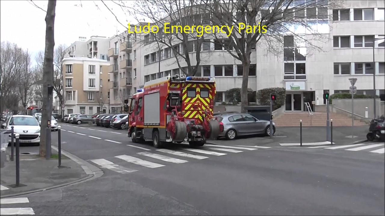 Pompiers de paris d part ps 235 issy les moulineaux 92 for Garage ad issy les moulineaux