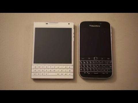 BlackBerry Classic & Passport in 2017