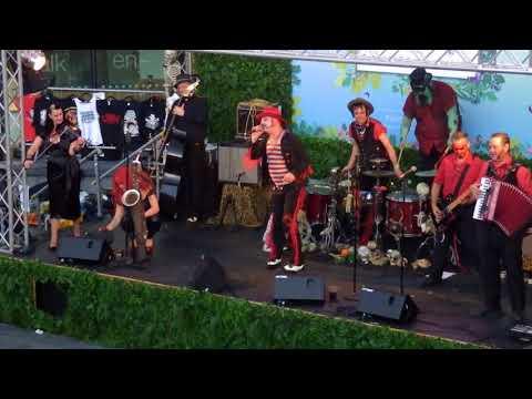Urban Voodoo Machine - Love Song 666 City Hall 21/07/2018