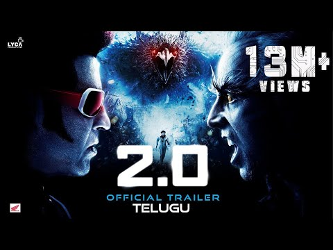2.0 - Official Trailer [Telugu]