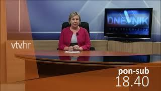 Vtv dnevnik najava 13. kolovoza 2018.