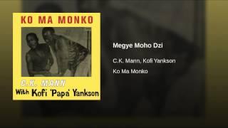Megye Moho Dzi