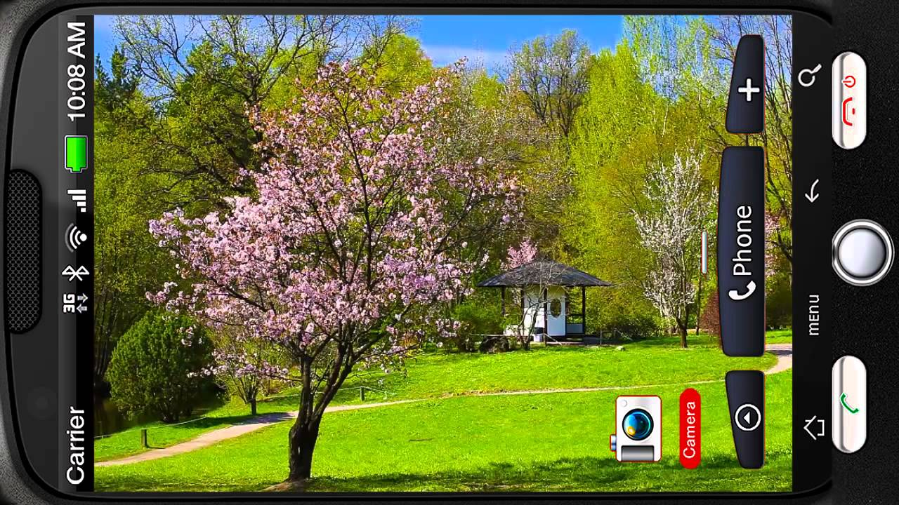 wonderful sakura zen scenery deluxe hd edition 3d live wallpaper for