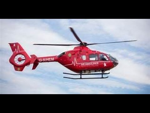 NI Air Ambulance & The Flying Doctors