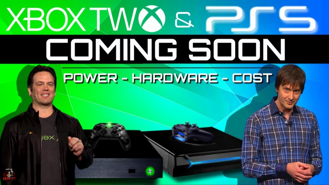 Xbox 2020 PS5 And Xbox Sc...