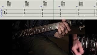 Marty Robbins - El Paso - Guitar Lesson With Tabs