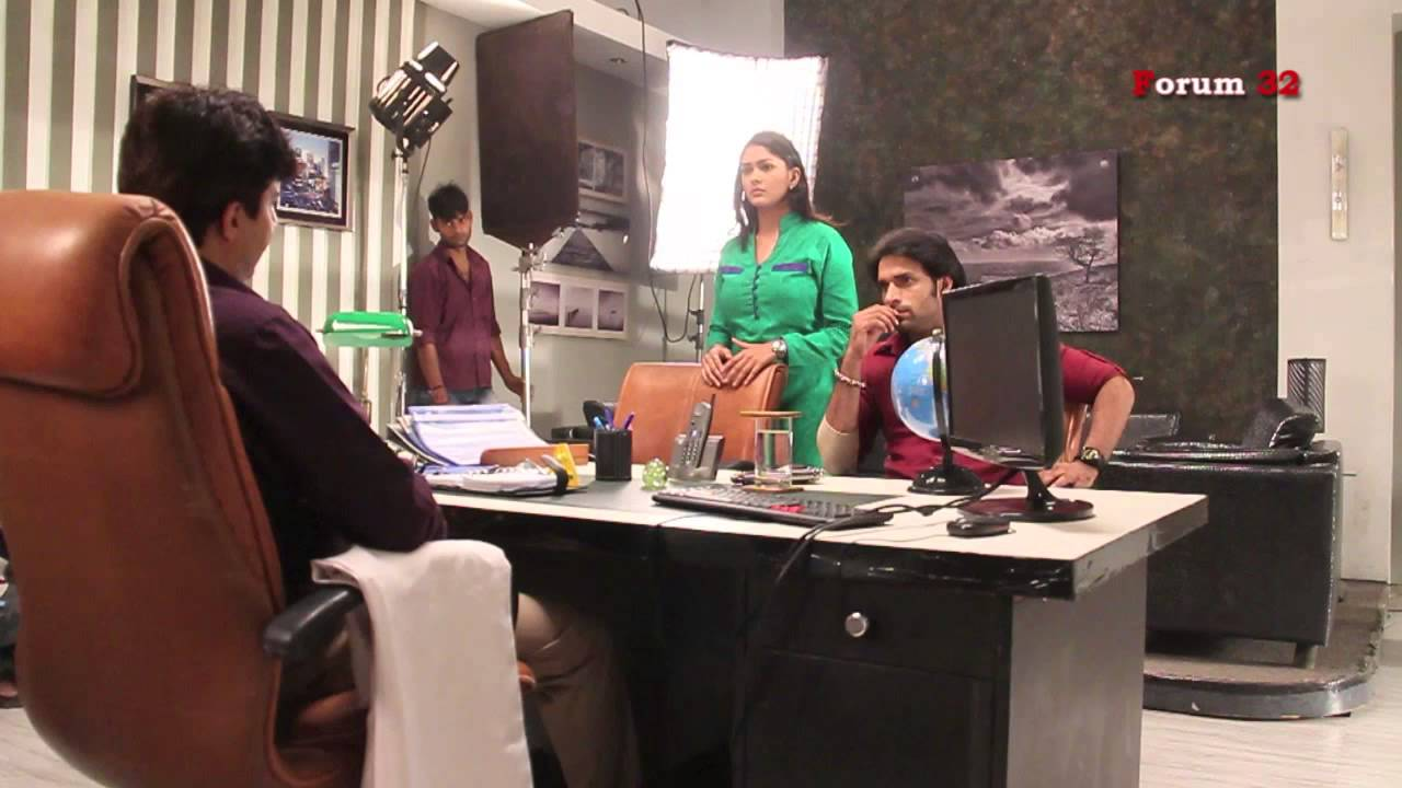 Arjun - BTS - Psychatrist Killer Episode - Arjun and Sakshi - Part 2 |  Screen Journal