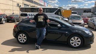 Opel Astra GTC 2014 - Недорого, но с амбициями
