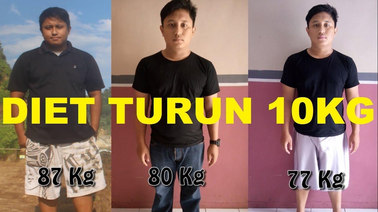 Turun 10Kg Diet OCD + Olahraga !! - YouTube