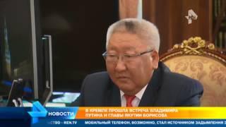 Глава Якутии пожаловался Путину на отечественные самолеты
