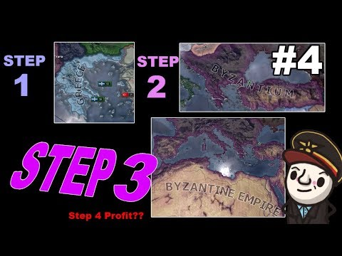 Hearts of Iron 4 - Waking the Tiger - Restoration of the Byzantine Empire - Part 4