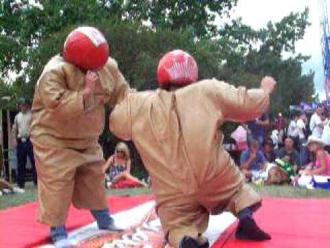 dildo rustler Using sumo the