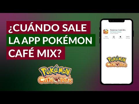 ¿Cuándo sale la App Pokemon Café Mix? ¿De qué Trata el Juego Pokemon Café Mix?