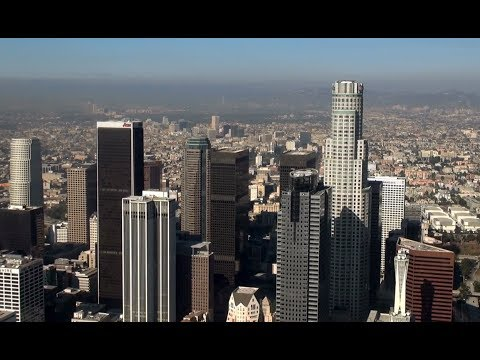 Discover L.A. - AMAZING Los Angeles Helicopter Tour