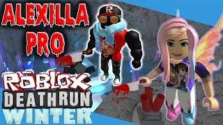 ROBLOX: DEATHRUN - El hacker!!