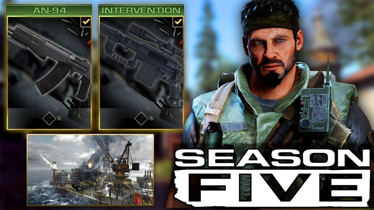 Modern Warfare Everything We Know About Season 5 Youtube