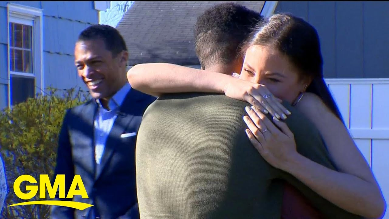Download Liver recipient meets her donor for the 1st time live on 'GMA'