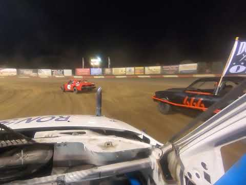 Perris Auto speedway night of destruction 2-23-19