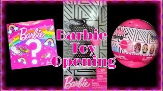 Barbie Blind Mystery Accessory And Barbie Mashems Fashionistas Series 3