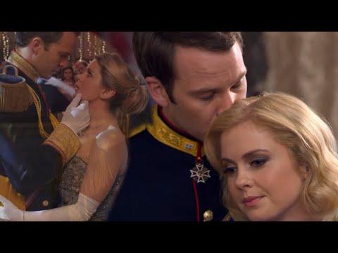 Amber and Richard // The Christmas Prince