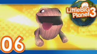 Little Big Planet 3: Part 06 (4-Player)