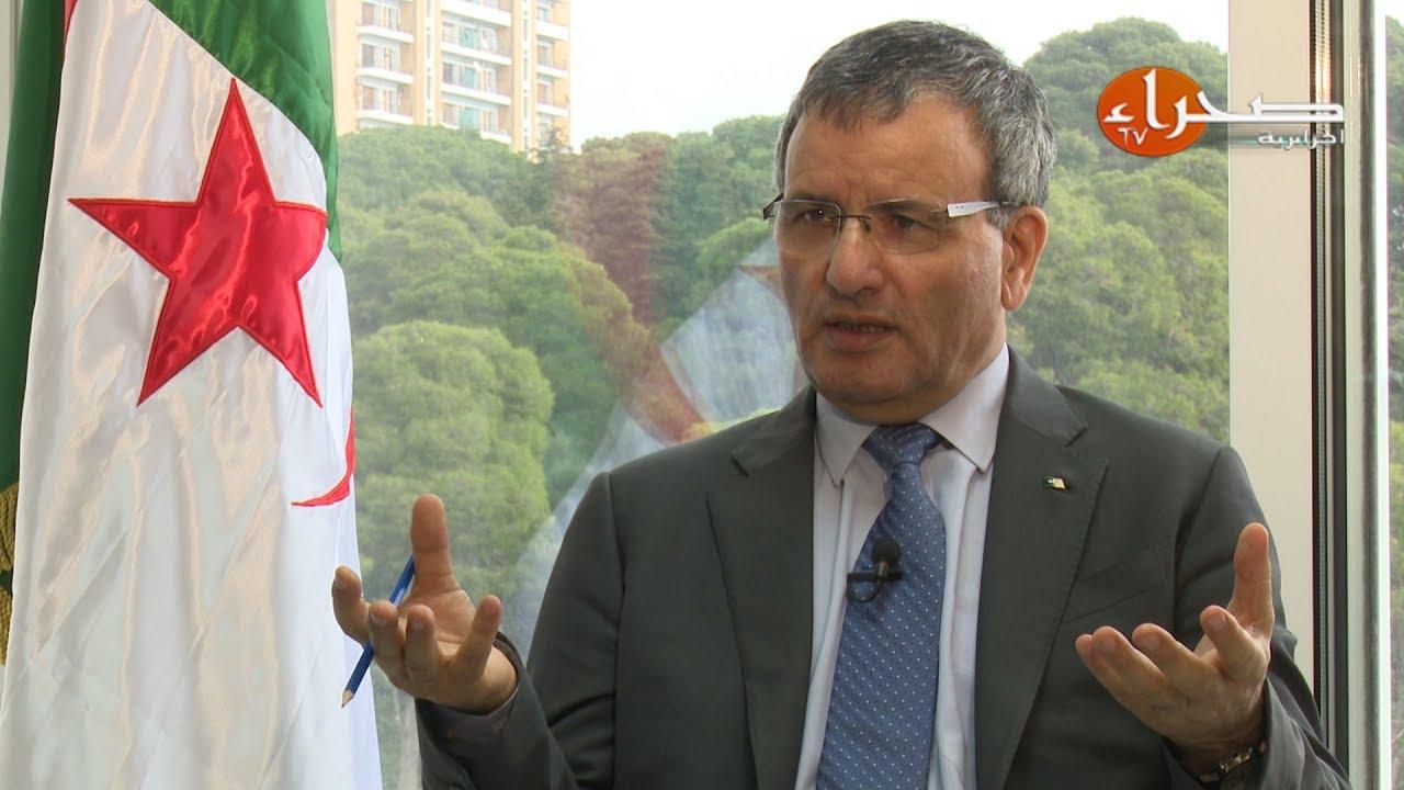 """حوار ساخن مع المترشح للرئاسيات اللواء علي غديري """" مباشرة  بعد ترشح بوتفليقة """""""