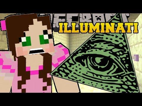 Minecraft: THE ILLUMINATI - Custom Map
