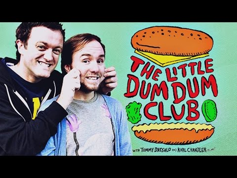The Little Dum Dum Club EPISODE 338 – LIVE! DANIEL SLOSS, BECKY LUCAS & NICK CODY