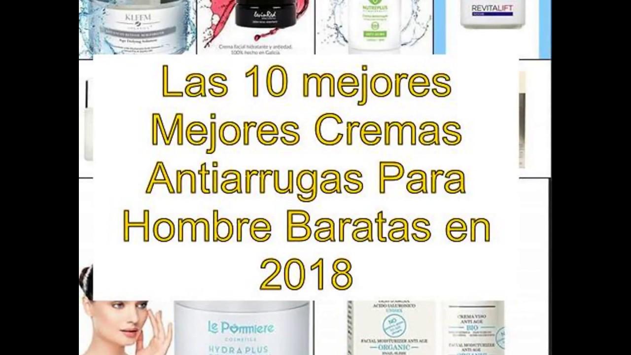 Las 10 mejores Mejores Cremas Antiarrugas Para Hombre..