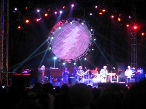 Furthur - Scarlet Begonias - Fire on the Mountain - MCU Park - Brooklyn, NY - July 13, 2012