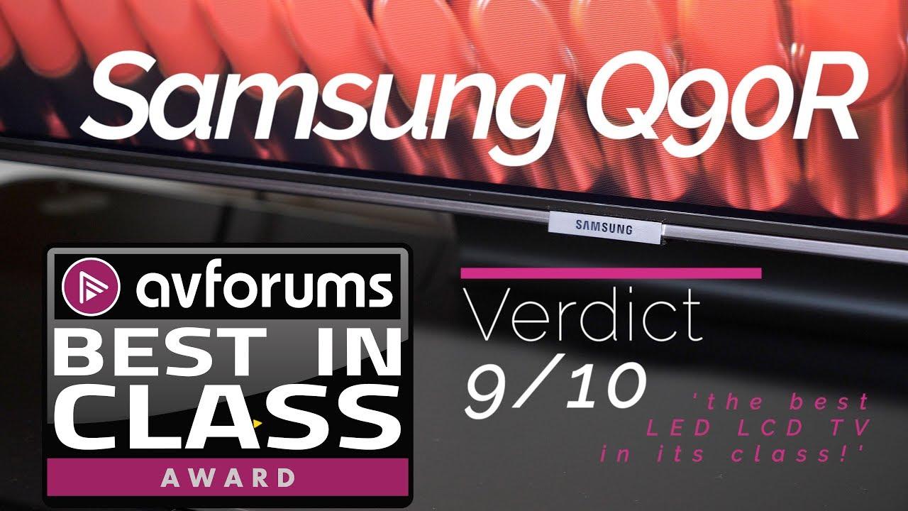 Samsung Q90R (QE65Q90R) QLED TV Review | AVForums