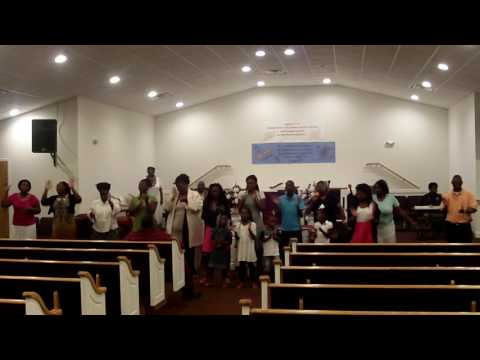 YOU MUST HAVE THE HOLY GHOST (PREACHER: BISHOP JOSEPH WASHINGTON)