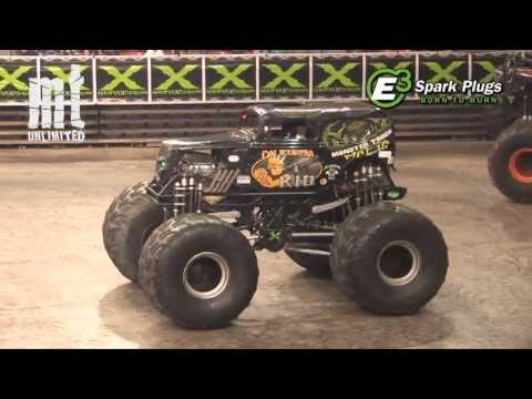TMB TV: MT Unlimited 4.4 - Monster X Tour - Lake Charles, LA 2013