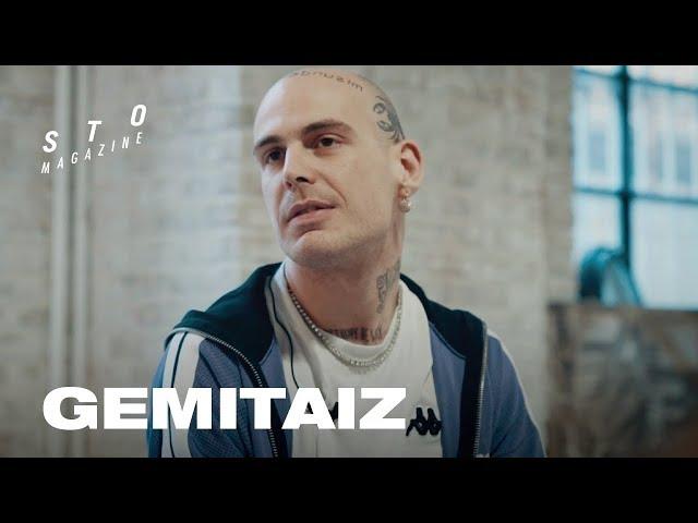 Sto Magazine presenta: Gemitaiz - Vi racconto Davide
