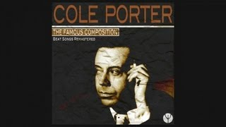 Watch Cole Porter Just One Of Those Things video