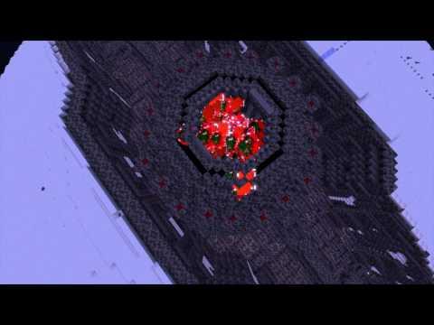 Starkiller Base Firing (MINECRAFT)