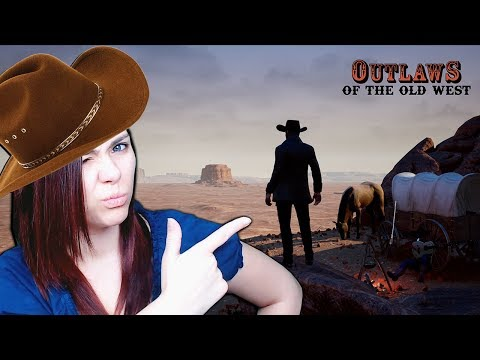 Outlaws of the Old West - Western Survival?! 🤠�