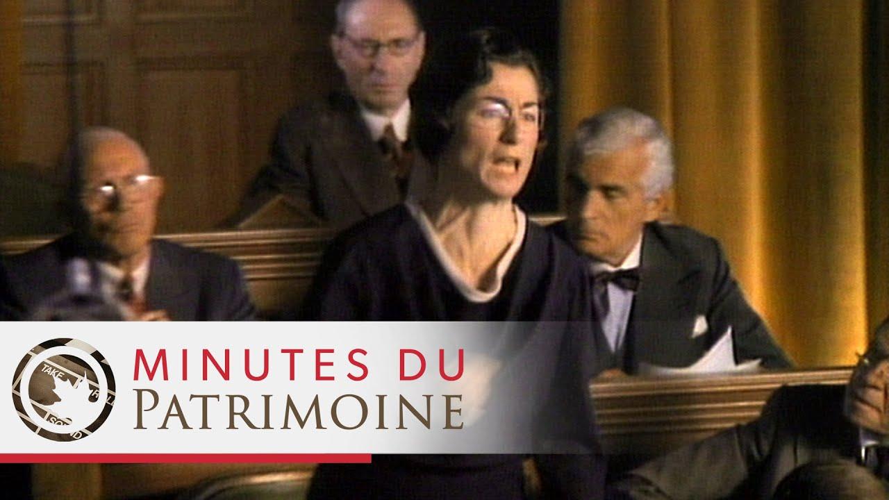 Minutes du patrimoine : Agnes Macphail