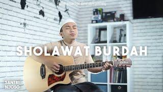 Sholawat Burdah versi Al Khidmah - Sulthon
