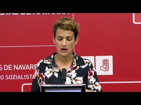 Presupuestos de Navarra 2019