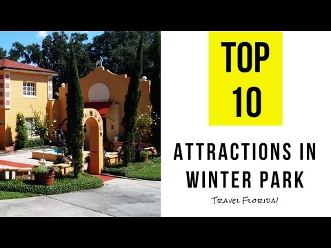 Top 10. Best Tourist Attractions in Winter Park - Florida