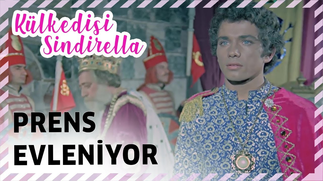 Külkedisi Sindirella | Prens Evleniyor