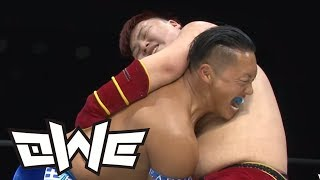 【Oriental Wrestling 25】OWE In Osaka!OWE superstar vs AEW superstar!Part 2
