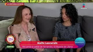 La Historia Oculta del regreso de Fernanda Meade a Pandora   Sale el Sol
