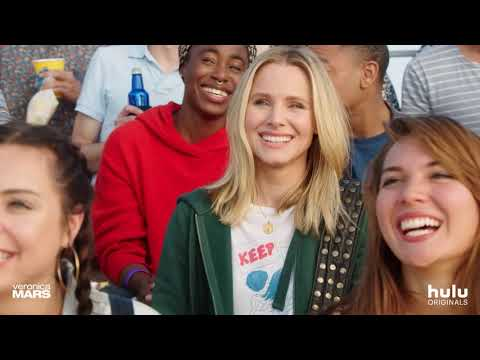 Hulu Shares New Trailer For 'Veronica Mars'