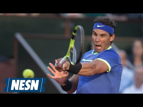 Rafael Nadal Wins His 10th French Open, 15th Grand Slam