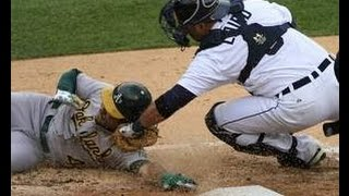 2012 MLB ALDS: Athletics @ Tigers Game 2 Highlights